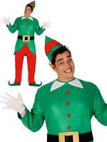 Men's Workshop Elf Costume
