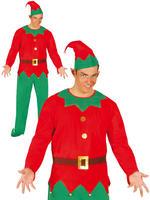 Men's Elf Costume