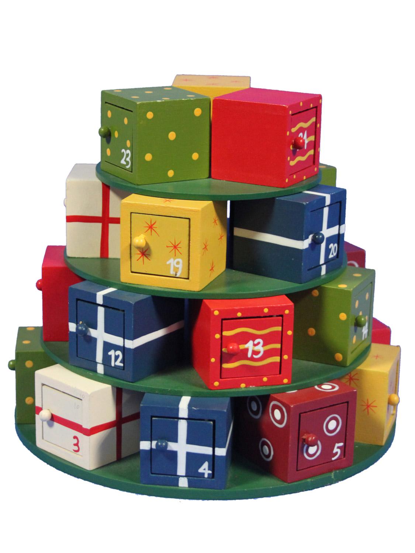 ... > Holiday & Seasonal Décor > Christmas & Winter > Advent Calendars