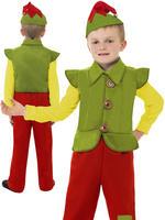 Boy's Elf Boy Costume