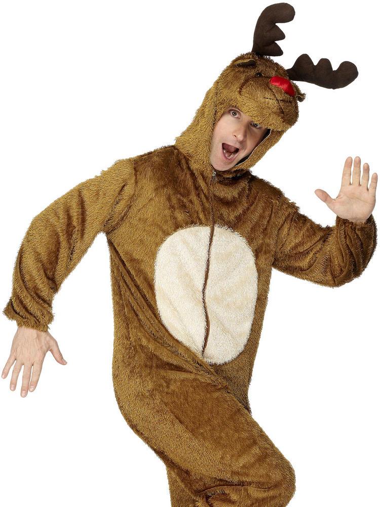 Adult's Reindeer Costume
