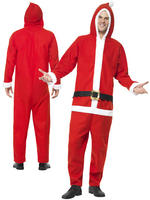Men's Santa Costume