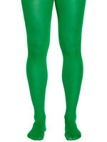 Men's Green Christmas Tights