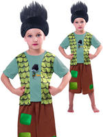 Boy's Branch Trolls Costume