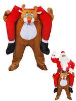 Adult's Pick Me Up Reindeer Costume