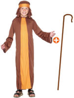 Boys Shepherd Costume & Crook