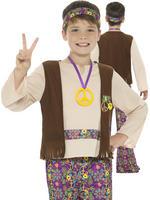 Boy's Hippie Boy Costume