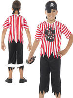 Boy's Jolly Pirate Boy Costume