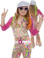 Girl's Groovy Glam Costume