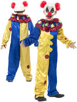 Boy's Goosebumps The Clown Costume