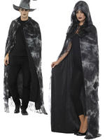 Adult's Deluxe Spellbound Decayed Cape