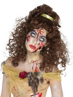 Ladies Zombie Belle Beauty Wig