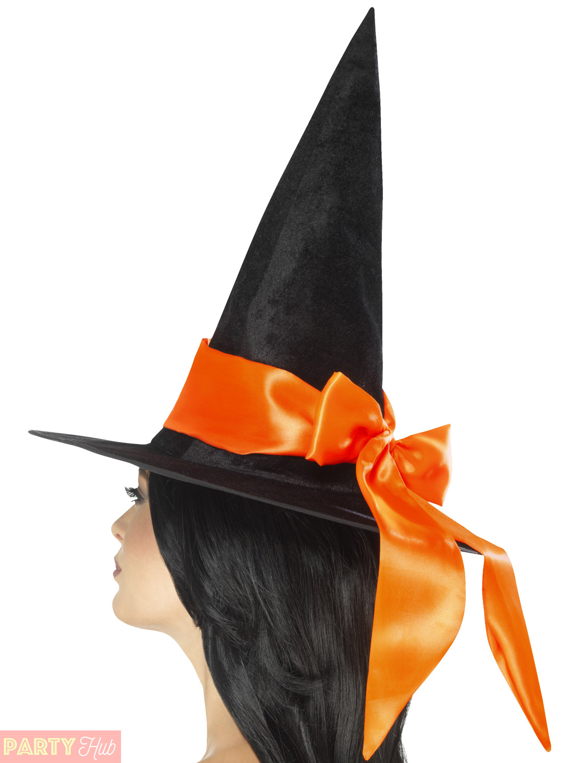 deluxe witch hat womens witches fancy