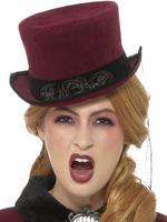 Adult's Deluxe Victorian Vampiress Hat