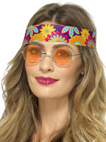 Orange Hippy Specs