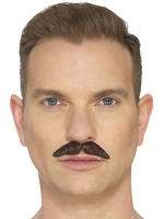 Brown The Professional Moustache
