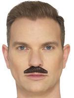 Brown The Chevron Moustache