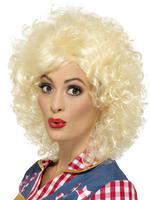 Ladies Rodeo Doll Wig