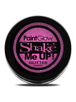 Pink Shake Me Up UV Glitter