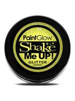 Yellow Shake Me Up UV Glitter
