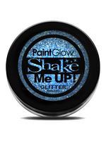 Blue Shake Me Up UV Glitter