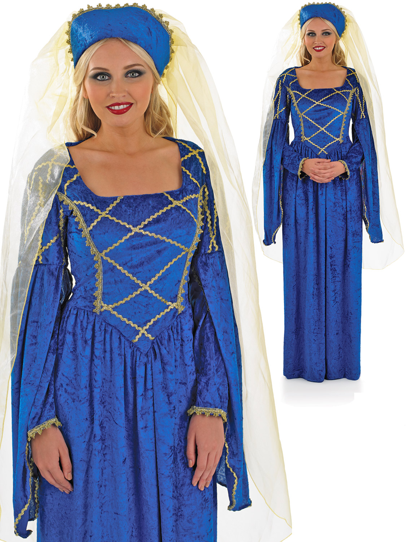 Ladies Tudor Royal Costume