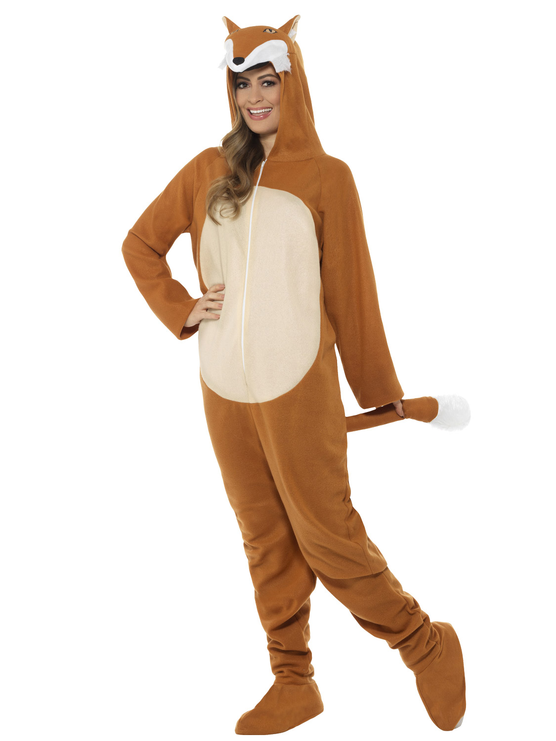 Fox costume for women