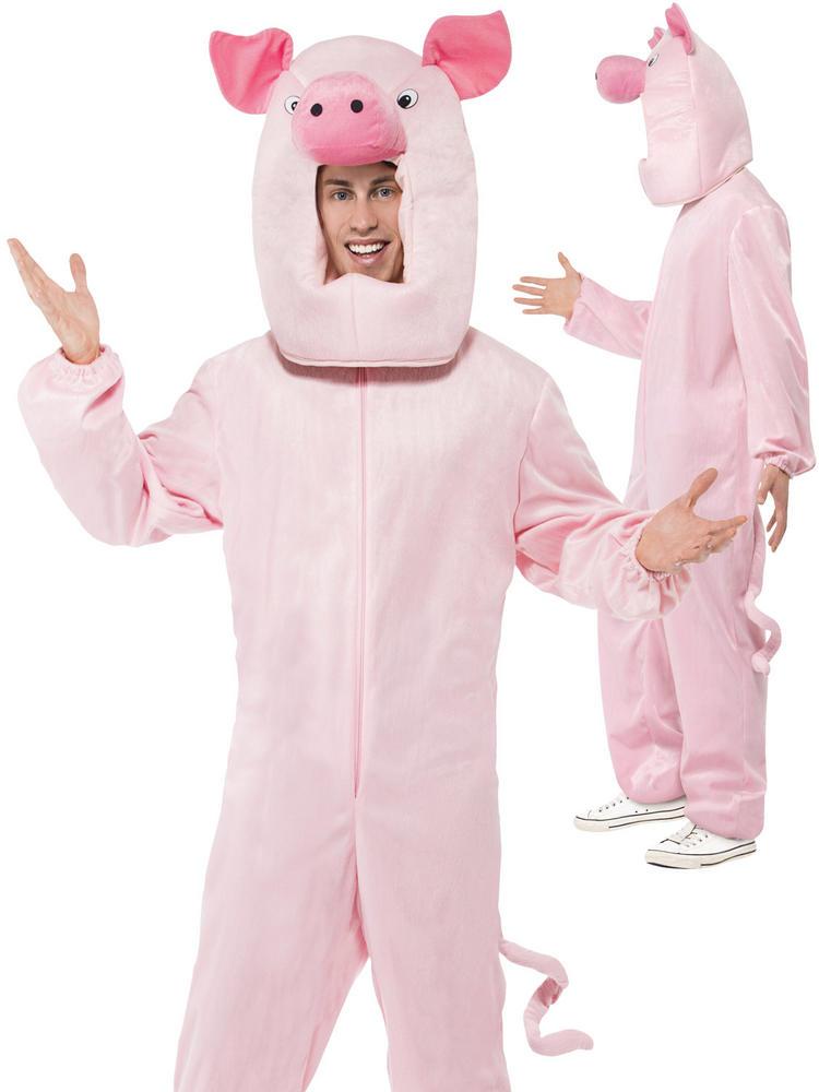 Adults Pig Costume