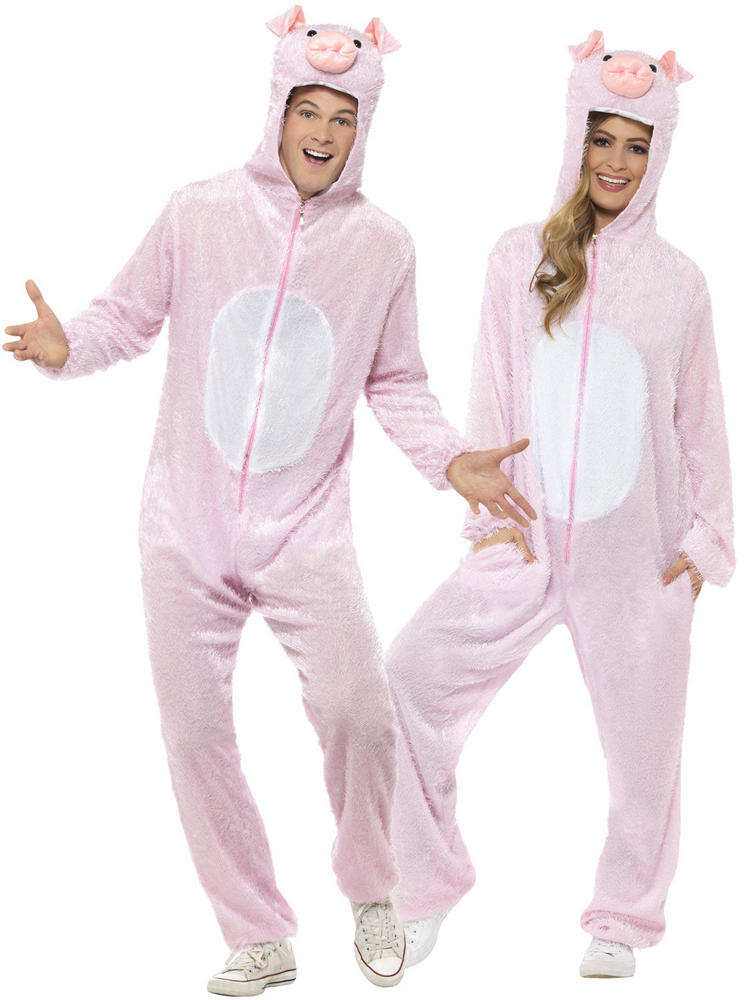 Adults Pig Costume