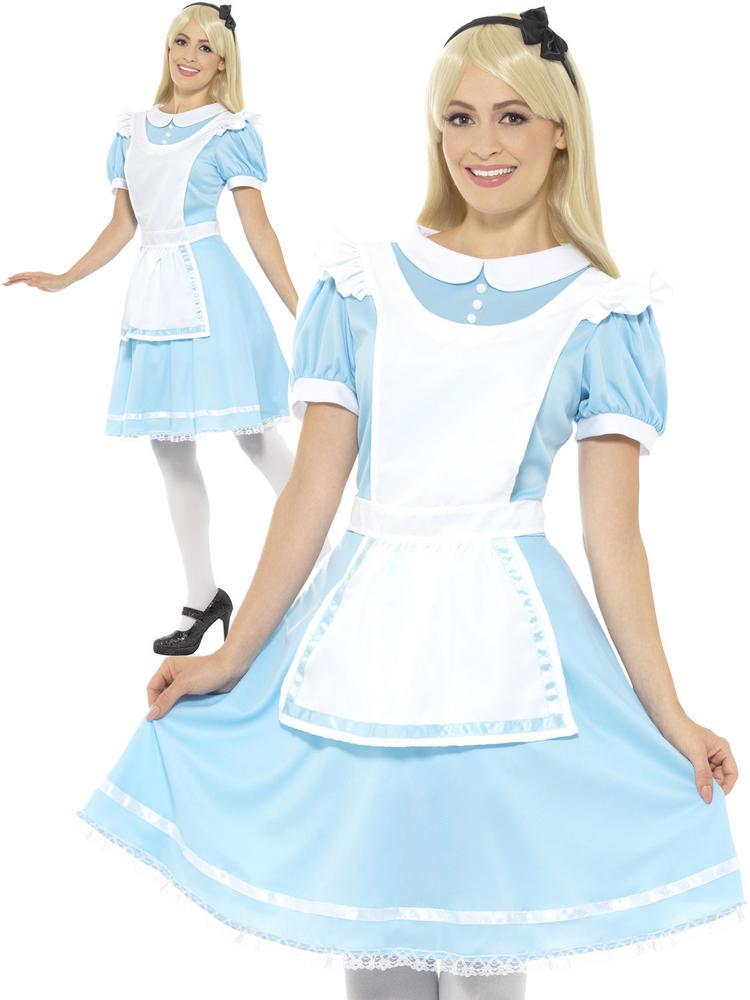 Ladies Wonderland Princess Costume