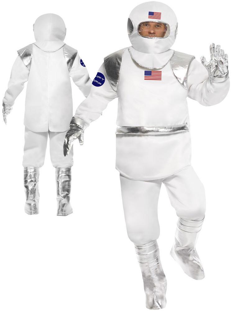 Men's Spaceman Costume