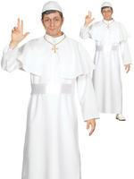 Mens Pope Costume