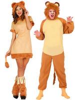 Adult's Lion Costume
