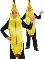 Childs Goin Bananas Costume