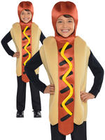 Childs Hot Diggerty Dog Costume