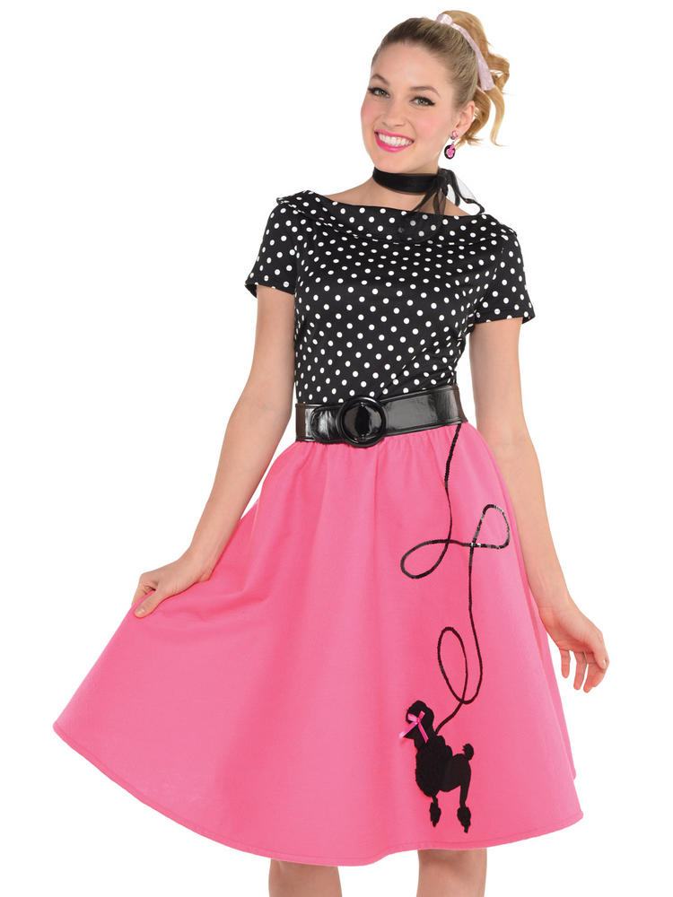 Ladies 50S Flair Costume