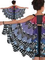 Ladies Monarch Butterfly Wings