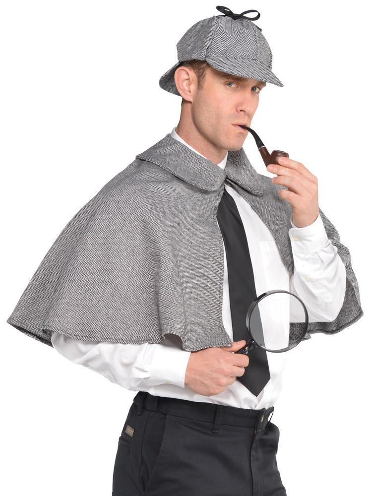 Adults Cops & Robbers Sherlock Kit