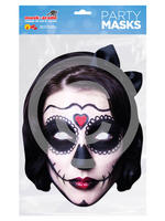 Spanish Lady Day of the Dead Mask