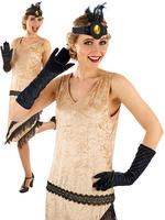 Ladies 20s Charleston Girl Costume