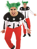 Men's 90s Rave Starter Costume