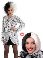 Ladies Dalmatian Jacket