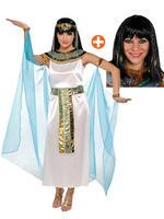 Ladies Queen Cleopatra Costume - Medium
