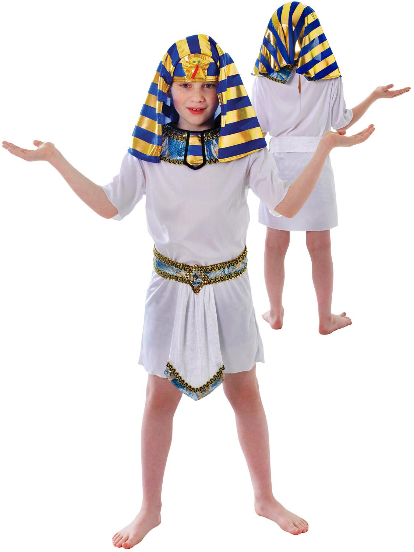 Как сделать костюм фараона своими руками? 51