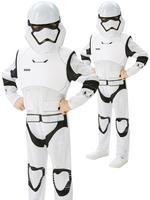 Boy's Deluxe Stormtrooper Costume