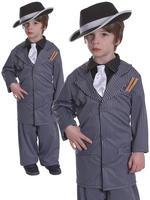 Boy Gangster Costume
