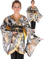 Girl's Geisha Girl Costume