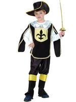 Boy's Musketeer Costume