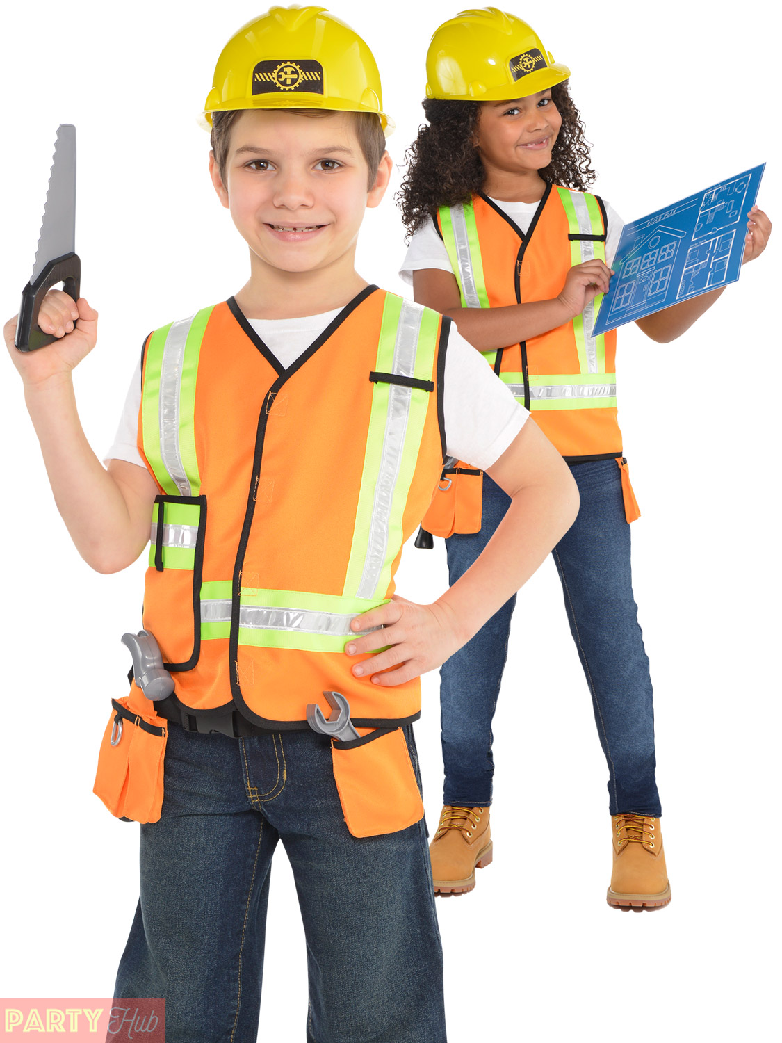 Shop our full line of kids' Halloween costumes, including this Melissa & Doug Construction Worker costume, at litastmaterlo.gq