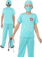 Childs Surgeon Costume